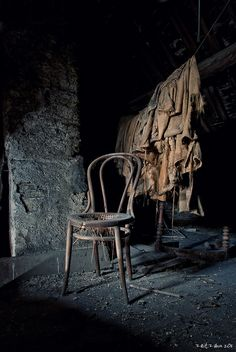 Attic by zeitzahn, via Flickr