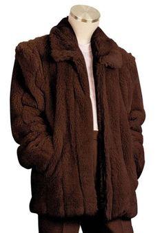 6442badc70e 9 Best Mens USA (Faux Fur Coats) images in 2013 | Fur coat fashion ...