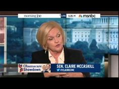 Senator McCaskill Debunks The False Myth That Congress Will Receive An Obamacare Exemption - YouTube