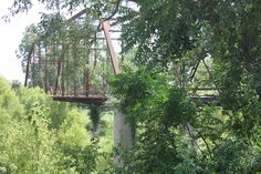 Old bridge near Floresville,Texas -near where I grew up