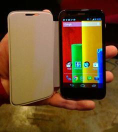 Moto G, mucho smartphone por muy poco dinero