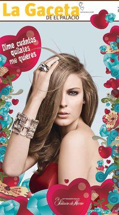 No. 3 #PalaciodeHierro #ElPalacio #ElPalaciodeHierro #Fashion  #ExclusivaPalacio #Style #FashionStye #Lookbook #Moda #Gaceta #Portadas #Informacion