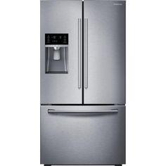 Samsung 28.07 cu. ft. French Door Refrigerator in Stainless Steel