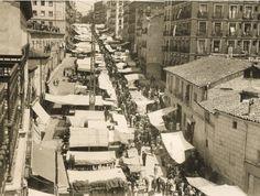 El rastro de Madrid-1929