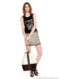 Vestidos y faldas moda verano 2014 Kosiuko.