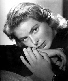 Ingrid Bergman, 1956