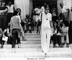 EVGENIA GL First Lady Jackie Kennedy Onassis sight sees in Greece - Stock Image