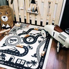Dywanik do zabawy dla dzieci - Dakar - The-Bears - Wystrój pokoju dziecięcego