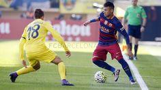 Villarreal - FC Barcelona (2-2) | FC Barcelona