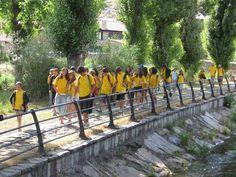 Galería de fotos » Excursiones - Puebla de Lillo   GMR summercamps