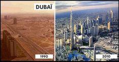 Ces villes d'hier et d'aujourd'hui ou l'urbanisation du Monde en quelques images