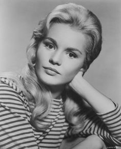 Tuesday Weld, American actress. She began her acting career as a child, and progressed to more mature roles during the late 1950s. She won a Golden Globe Award for Most Promising Female Newcomer in 1960. Over the following decade she established a career playing dramatic roles in films.