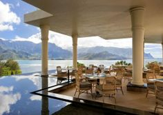 Five WATG hotels in Condé Nast Traveler's Hawaii Hotels & Resorts Gold List 2014: Four Seasons Maui; St. Regis Princeville; Grand Hyatt Kauai; Fairmont Orchid; and Halekulani