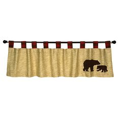 Northwoods - Window Valance