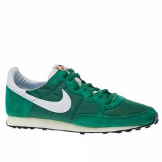 obsessed with green - Nike Challenger Vintage trainers