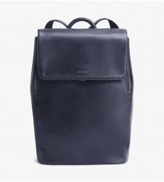 Mat and Nat backpack - vegan, canadian company, uses recycled linings.