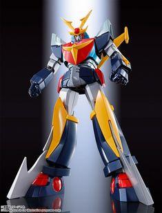 Big Robots, Cool Robots, Chuck Norris, Japanese Robot, Sainte Therese, Vintage Robots, Mecha Anime, Super Robot, Gundam Model