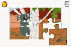 Make your own jigsaw puzzle