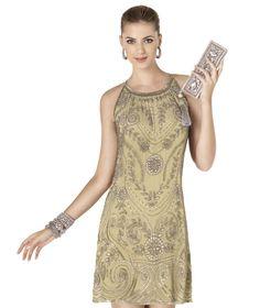 Pronovias te presenta su vestido de fiesta (coctel) ALLENDE de la colección Fiesta 2015. | Pronovias