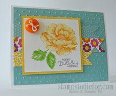 Stippled Blossoms retiring soon don't miss it.  www.stampstodiefor.com #stampinupretiredlist