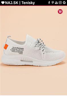 Biela športová obuv MCKEYLOR Sport, Sports, Lady, Deporte
