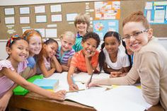 Education Collaboration: teacher and students working together - Google Search