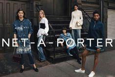 Net-A-Porter Fall Winter 2016.17 Campaign by Greg Harris