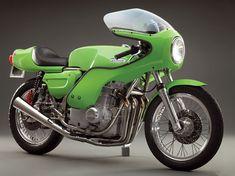 Almost Perfect: 1976 Rickman Kawasaki CR - Classic Japanese Motorcycles - Motorcycle Classics
