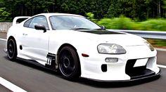 Toyota Supra Has the Lips