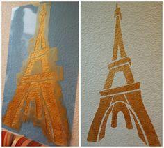 Marabu Colour your dreams http://marabu.com/k/cydsort #Marabu #Colouryourdreams #Paris #Eiffelturm