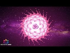 CROWN CHAKRA - Powerful Healing Meditation Music - YouTube