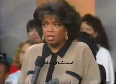 """Meanwhile, Oprah is just kind of lost… 