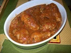 Spicy Chicken Sauce Piquante'