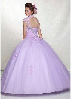 Charming Tulle Sweetheart Neckline Floor-length Ball Gown Prom Dress