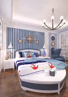 Bedroom Design - Home Decor Bedroom Bed Design, Home Room Design, Small Bedroom Designs, Home Design Plans, Home Interior Design, Bedroom Decor, House Design, Design Design, Kids Bedroom