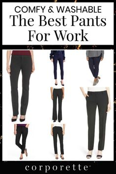 c15cdf930 On the hunt for the best pants for work  We rounded up a TON of