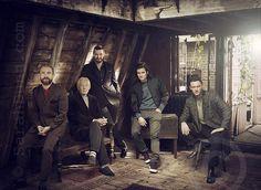 Martin, Ian, Richard, Orlando, & Luke