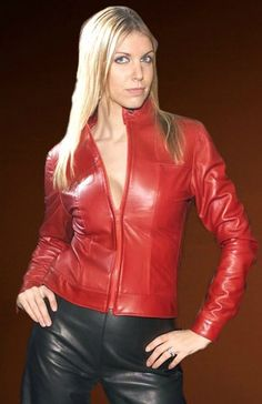 Rave Outfits, Fashion Outfits, Women's Fashion, Leather Pants Outfit, Leather Jackets For Sale, Leder Outfits, Sexy Jeans, Beautiful Outfits, Beautiful Women