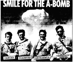 smile for the a-bomb