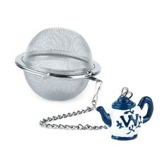 Buy the Teatime Infuser online from Whittard of Chelsea, providers of expert, luxury tea equipment for all you need to craft the perfect cuppa.