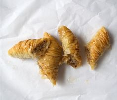 In this recipe, baklava is rolled in sheets of fillo dough rather than in layers.  Baklava saragli (rolled) is light, crispy and as lovely as it is delicious!</p>