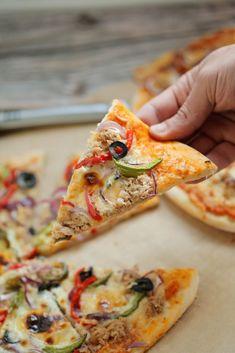 Vegetable Pizza, Dinner, Foods, Tomatoes, Seeds, Dining, Food Food, Dinners, Vegetarian Pizza