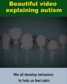 """218 Likes, 5 Comments - 🌠👪 Autism 💖 Lovers 👣➡ (@autism_lovers) on Instagram: """"Created by @amazingthingsproject FOLLOW @autism_lovers for more ⬅⬅⬅ @autism_lovers for more⬅⬅⬅…"""""""