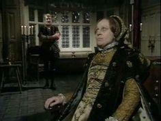 Philip of Spain and Mary I of England in Elizabeth R. Queen Mary Tudor, Mary I Of England, Glenda Jackson, Robert Harris, The Scarlet Pimpernel, Elizabethan Era, Bbc Drama, Lion Cub, Elizabeth I