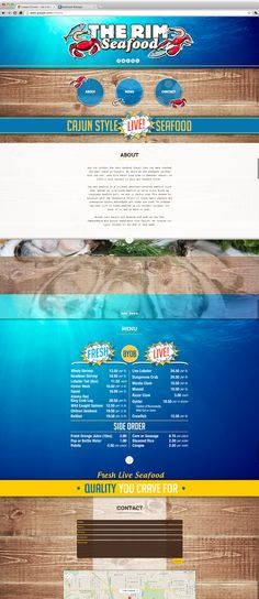 The Rim Seafood | Cajun style sea food
