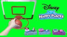 Basketball Blind Bag Surprise Disney Happy Places Toys