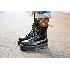 Dr. Martens JADON Boot, shared on Instagram.