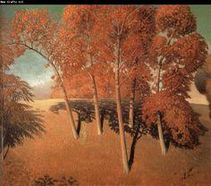 grant wood prints | Grant Wood Spring-s Oak