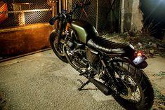 Moto Guzzi by Macco Motors Moto Guzzi Motorcycles, Cars Motorcycles, Moto Guzzi V7 Classic, Scrambler Custom, Black Pipe, Bardot Top, Street Tracker, Bobber, Motorbikes