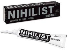 Nihilista Toothpaste